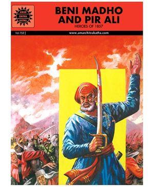 Amar Chitra Katha - Beni Madho And Pir Ali