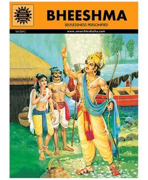 Amar Chitra Katha Bheeshma - English