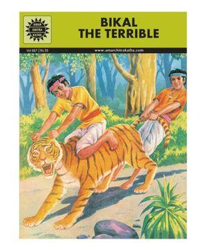 Amar Chitra Katha - Bikal The Terrible