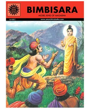Amar Chitra Katha Bimbisara
