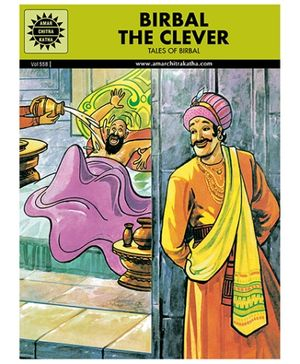 Amar Chitra Katha - Birbal The Clever