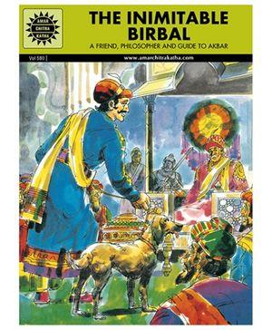 Amar Chitra Katha - Birbal The Inimitable