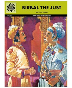 Amar Chitra Katha - Birbal The Just
