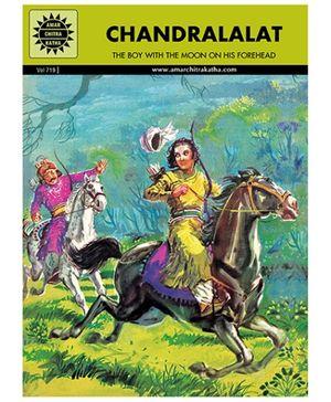 Amar Chitra Katha - Chandralalat