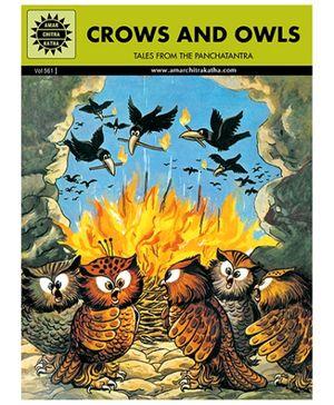 Amar Chitra Katha Crows And Owls - English