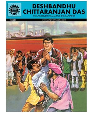 Amar Chitra Katha Deshbandhu Chittaranjan Das