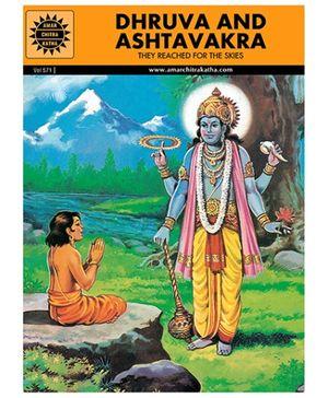 Amar Chitra Katha Dhruva And Ashtavakra