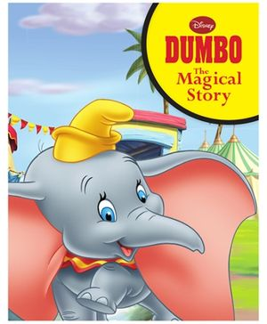 Parragon Disney Dumbo The Magical Story Book - English