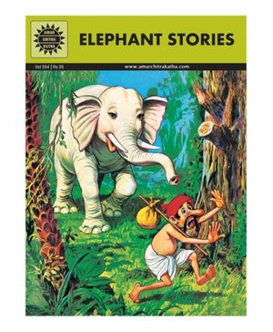 Amar Chitra Katha - Elephant Stories