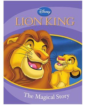 Parragon Disney Lion King The Magical Story - English
