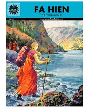 Amar Chitra Katha  Fa Hien - English