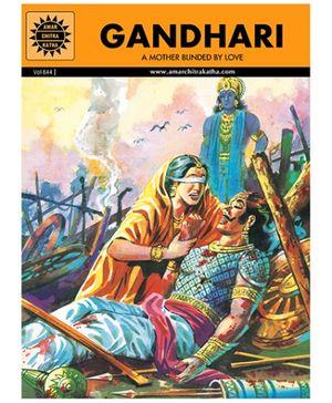 Amar Chitra Katha Gandhari