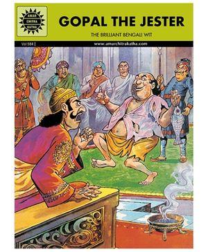 Amar Chitra Katha Gopal The Jester - English