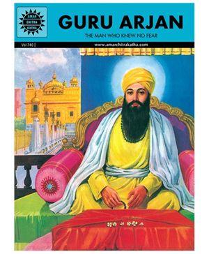 Amar Chitra Katha - Guru Arjan