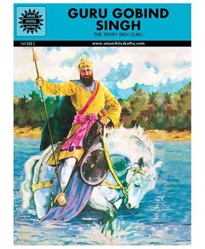 Amar Chitra Katha - Guru Gobind Singh