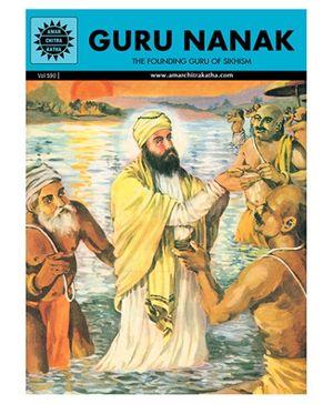 Amar Chitra Katha - Guru Nanak