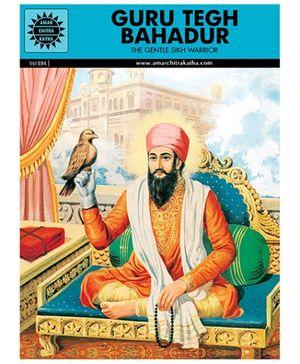 Amar Chitra Katha - Guru Tegh Bahadur