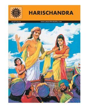 Amar Chitra Katha Harishchandra - English