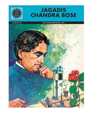 Amar Chitra Katha Jagadis Chandra Bose - English