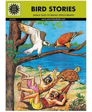 Amar Chitra Katha Bird Stories - English