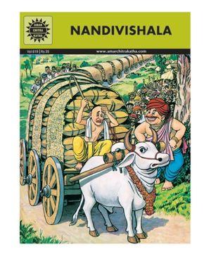 Amar Chitra Katha Nandivishala