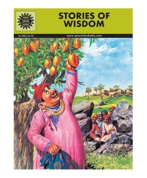 Amar Chitra Katha Stories Of Wisdom - English