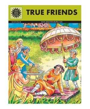 Amar Chitra Katha True Friends - English