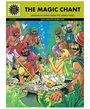 Amar Chitra Katha The Magic Chant - English