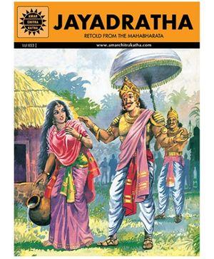 Amar Chitra Katha Jayadratha