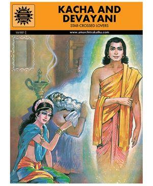 Amar Chitra Katha Kacha And Devayani