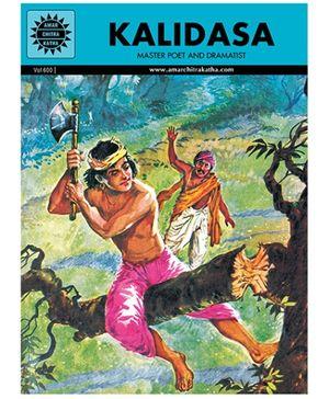 Amar Chitra Katha Kalidasa - English