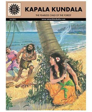 Amar Chitra Katha Kapala Kundala - English