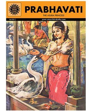 Amar Chitra Katha Prabhavati - English