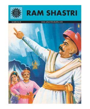Amar Chitra Katha Ram Shastri - English