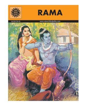 Amar Chitra Katha Rama