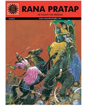 Amar Chitra Katha - Rana Pratap