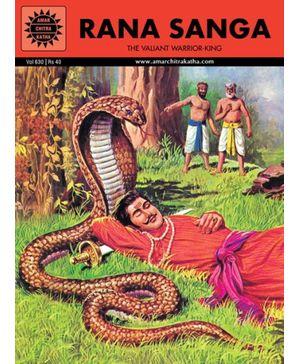 Amar Chitra Katha - Rana Sanga