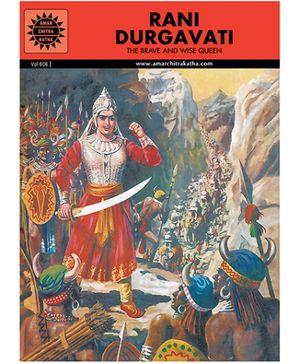 Amar Chitra Katha - Rani Durgavati