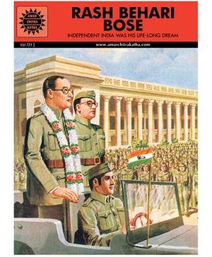 Amar Chitra Katha - Rash Behari Bose