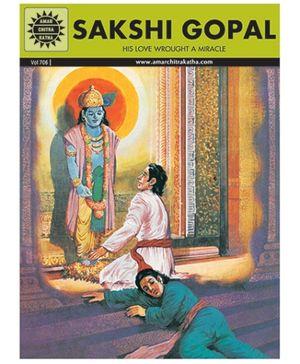 Amar Chitra Katha - Sakshi Gopal