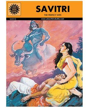 Amar Chitra Katha - Savitri