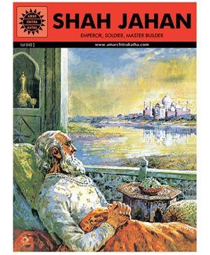 Amar Chitra Katha - Shah Jahan
