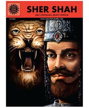 Amar Chitra Katha - Sher Shah