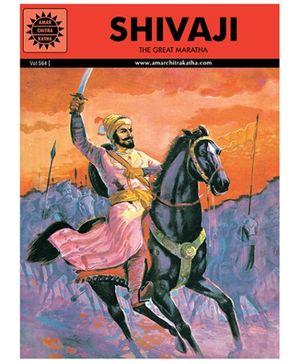 Amar Chitra Katha - Shivaji