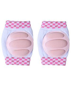 Fab N Funky Baby Knee Pad - Stripes Print