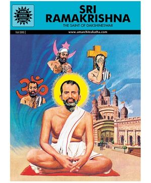 Amar Chitra Katha - Sri Ramakrishna