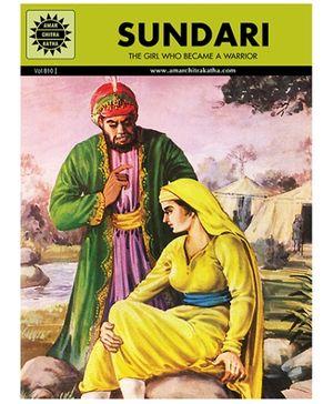 Amar Chitra Katha - Sundari