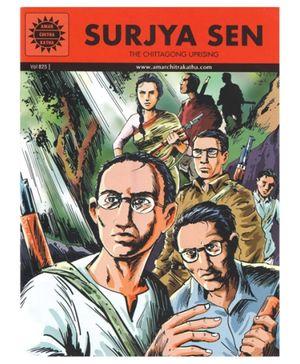 Amar Chitra Katha - Surjya Sen
