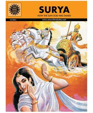 Amar Chitra Katha Surya