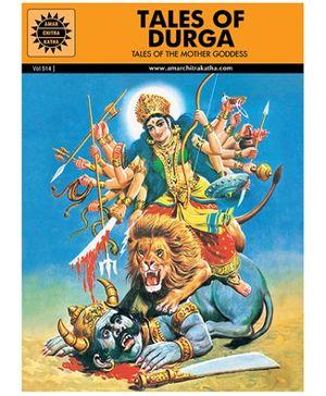 Amar Chitra Katha Tales of Durga